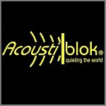 Acoustiblok, thickness 3 mm, price per sqm