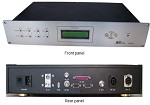 RST3000--Microphone Power Supply and Power Amplifier