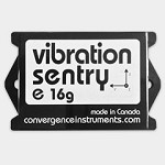 Vibration Meter Data Logger | Vibration Sentry E-16g